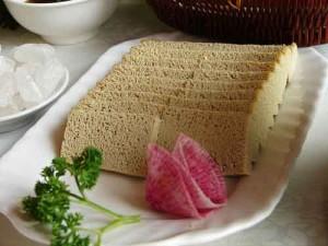 Wenig spektakulär - Tofu