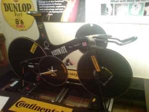Rundenzeiten unter einer Minute - Ein High-Tech-Bike