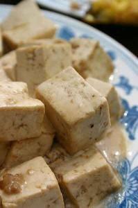 Soll den Gaumen täuschen - Als Nahrungsmittel getarnter Bohnenquark
