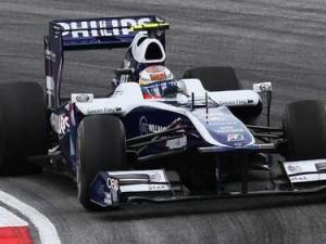 Nico Hülkenberg beim Grand Prix von Malaysia 2010