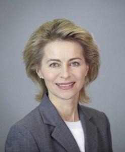 Die neue Verteidigungsministerein - Ursula von der Leyen
