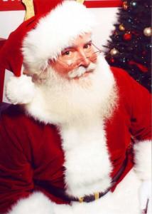 Ein klassischer Weihnachtsmann - bald untragbar?