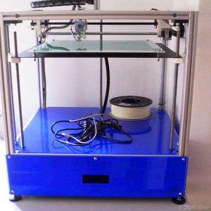Selbst von Fachleuten vom Original nicht zu unterscheiden: Ein selbstgedruckter 3D-Drucker-Klon