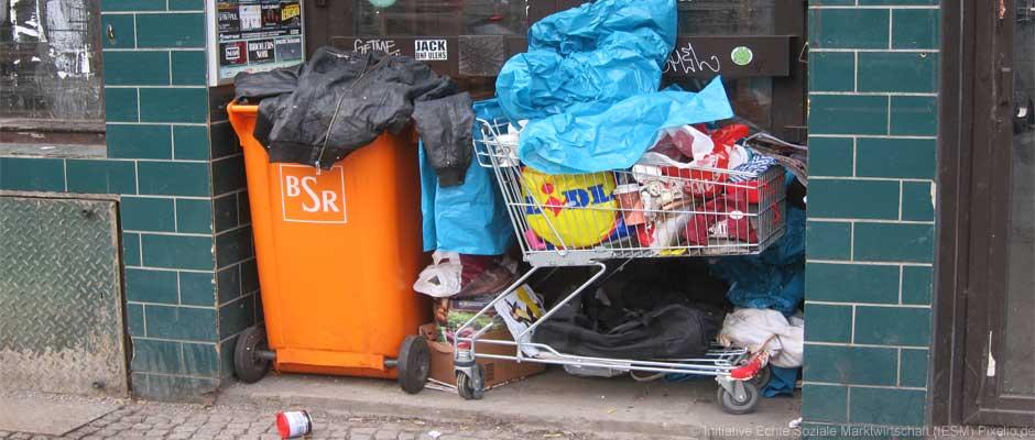 der-einkaufswagen-eines-obdachlosen