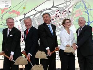 Berlin-Flughafen-Neubau
