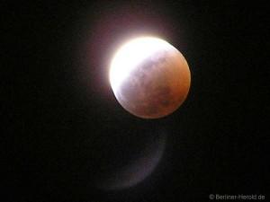Diesmal total unschuldig - der Mond