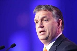 Auslöser der unseligen Diskussion: Der ungarische Ministerpräsident Viktor Orbán