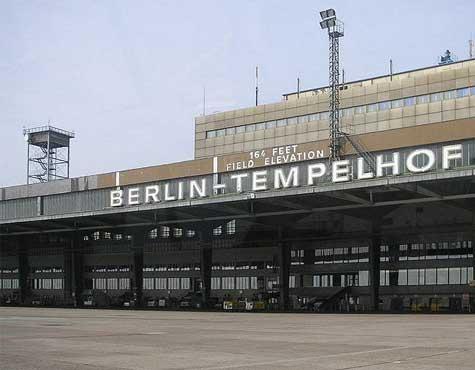 flughafen tempelhof endlich ein vern nftiges nutzungskonzept berliner herold. Black Bedroom Furniture Sets. Home Design Ideas